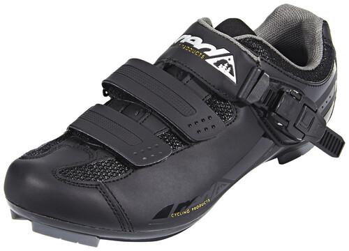 Vélos Cube Noir Chaussures Pour L'été Avec Fermeture Velcro Pour Les Femmes 5aq7bhX
